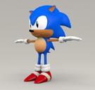 Blender: Sonic