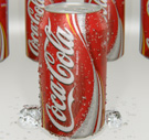 Coca-Cola Can 3D in Blender