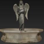 Angel: hi-poly model