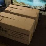 Коробки комплекта упаковка